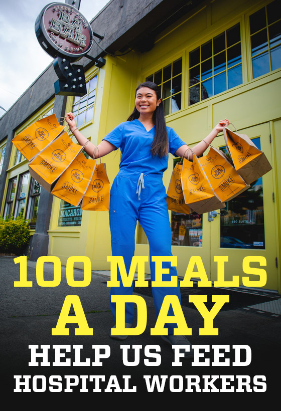 100 Meals a Day
