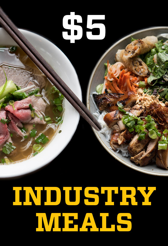 Industry Meals